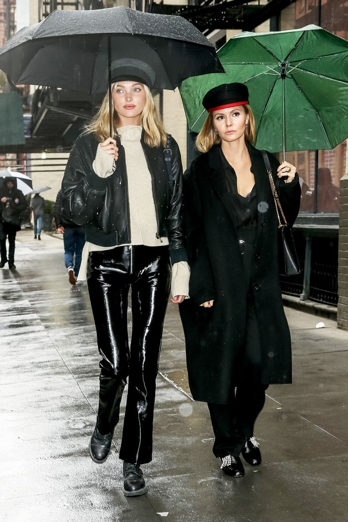 8 Cool Rainy Day Outifts Who What Wear