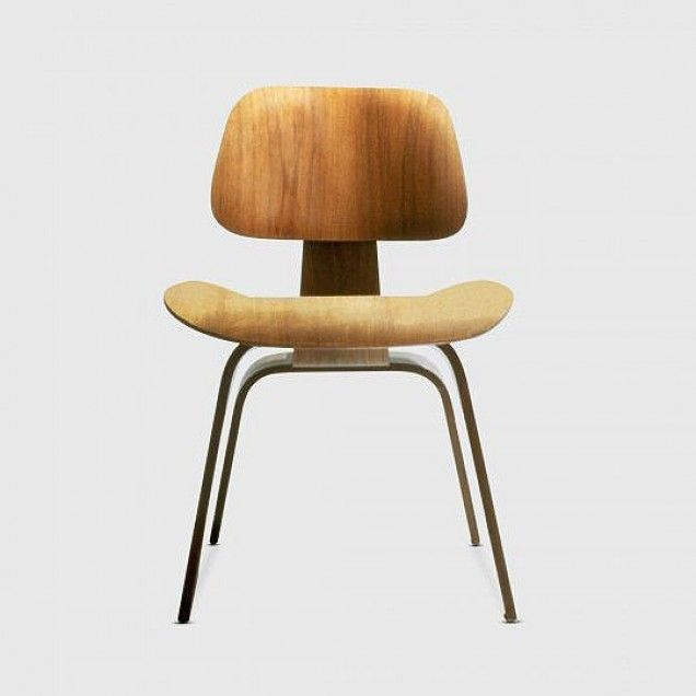 Eames Moulded Plywood Dining Chair