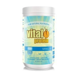 Vital Protein Vanilla Protein Powder
