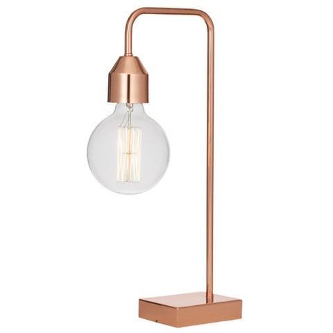 Lightworks Online Copper Table Lamp