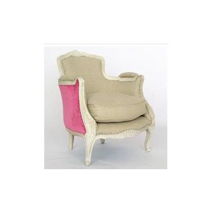 Ruby Star Trader Petite Manor Chair