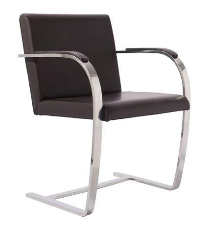 Matt Blatt Mies Van Der Rohe Brno Chair