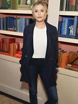 Olsen-Approved Ways to Wear a Blazer
