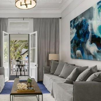 Inside The Block's Darren Palmer's Stunning Sydney Home
