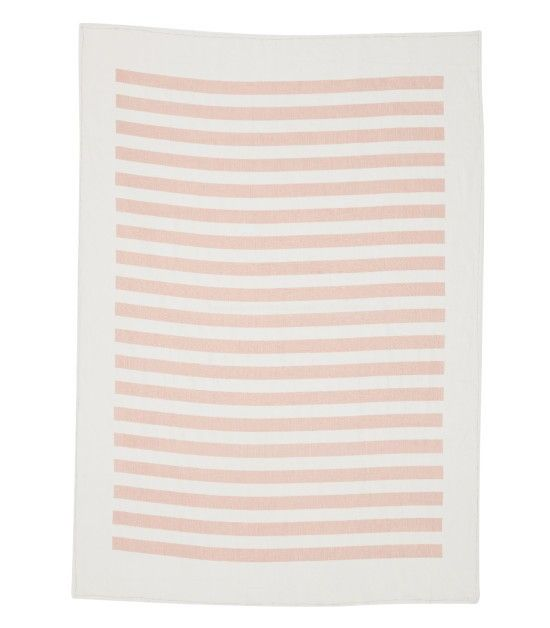 Kate & Kate The Cecile Linen Throw
