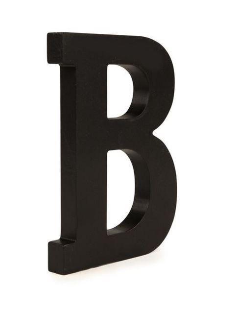Cotton On Letterpress Wooden Letter