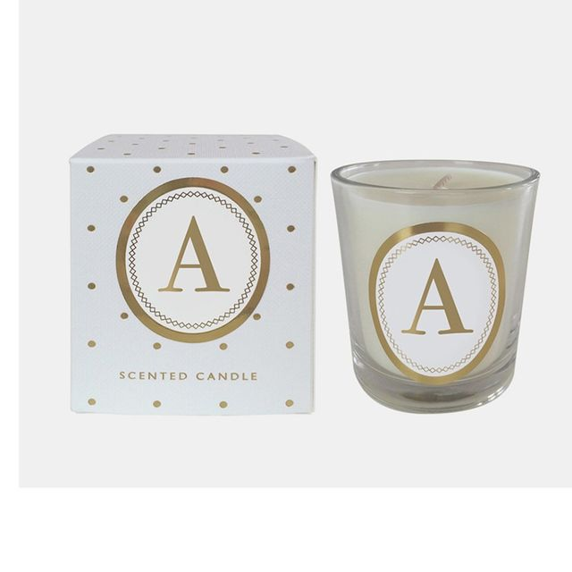 Asos Alphabet Scented Candle