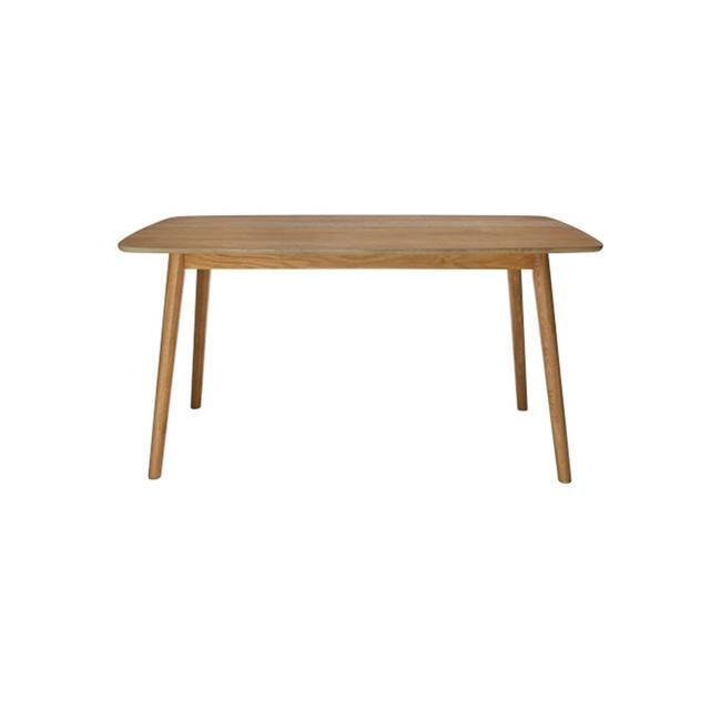 Freedom Klarkson Dining Table 150x80cm in Oak