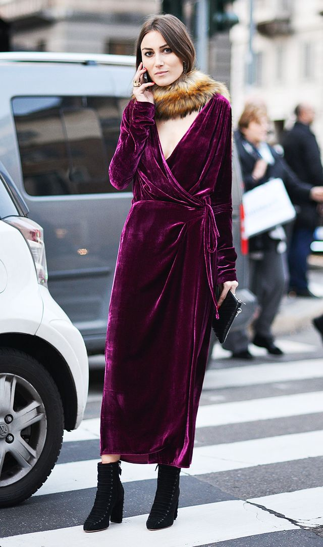 Dress style to wear on New Year's Eve