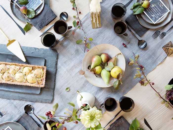 7 thanksgiving tablescapes to try before the main event mydomaine