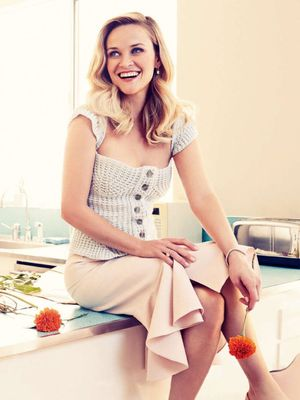 Reese Witherspoon Makes a Fierce Case for Ambitious Women