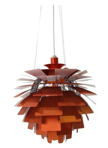Matt Blatt Artichoke Lamp