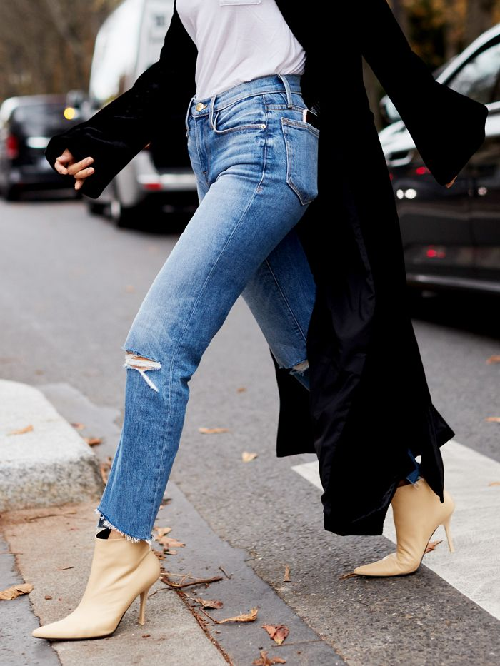 7a108ec14 7 Jeans-and-T-Shirt Outfits That Add So Much Style | Who What Wear
