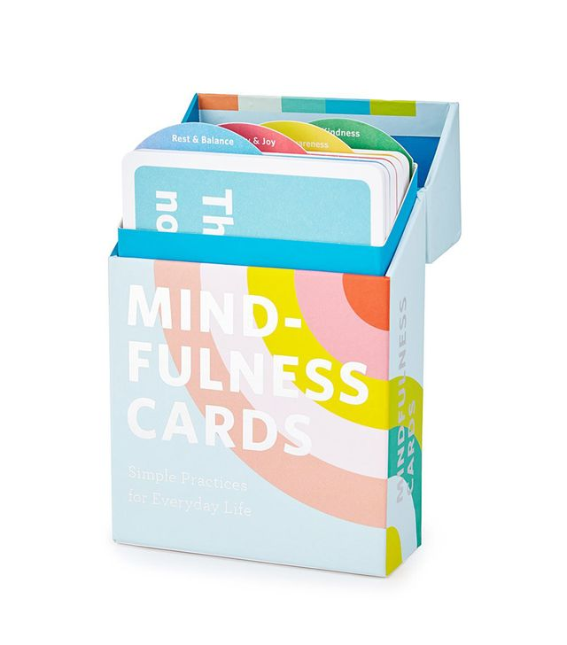 Uncommon Goods Mindfulness Card Set