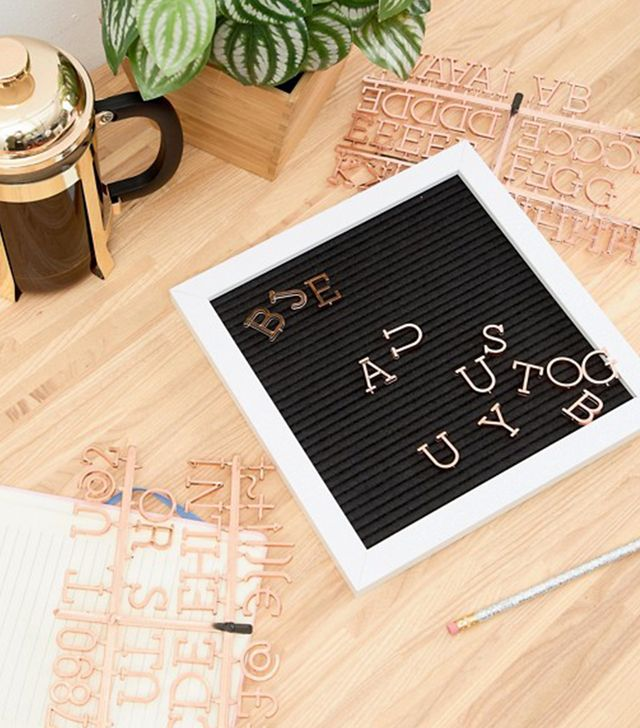 Fizz Creations Black Pegboard