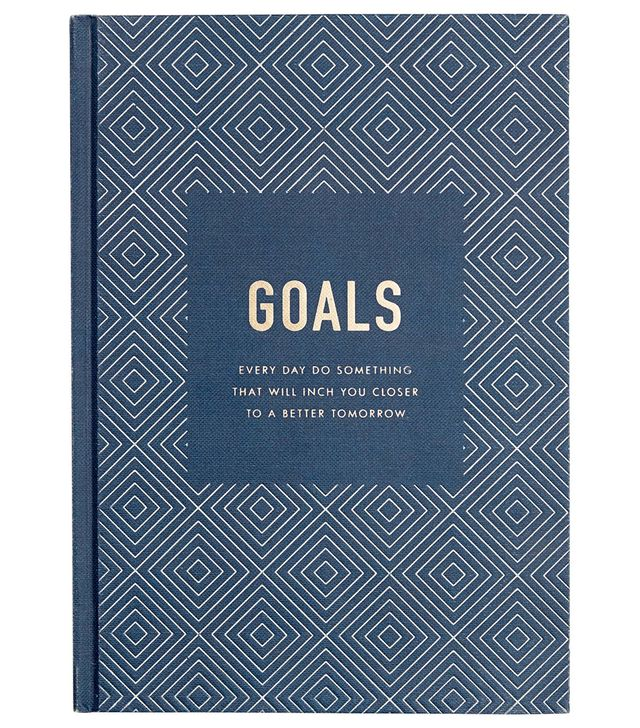 Kikki.k Goals and Inspiration Journal