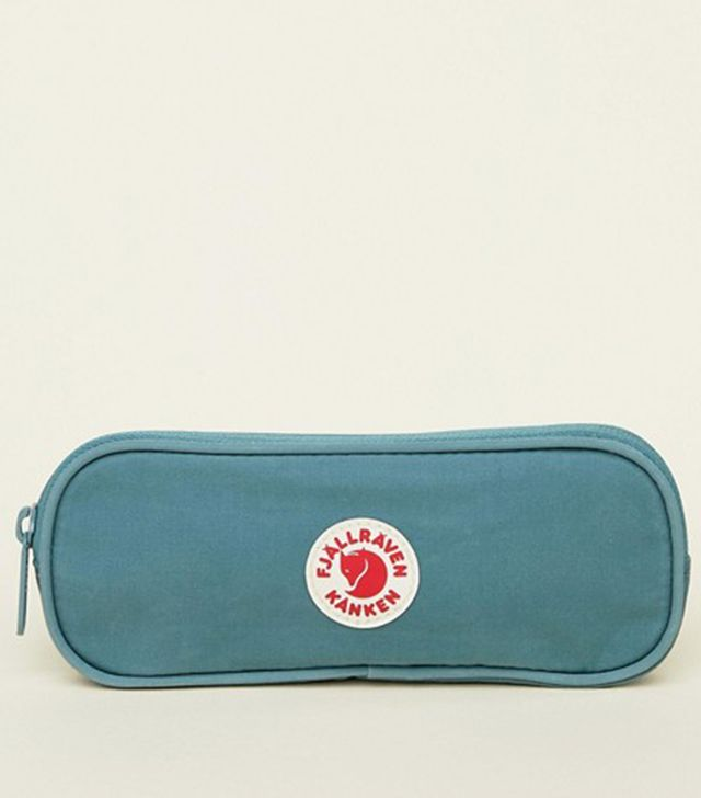 Fjallraven Kanken Frost Green Pencil Case