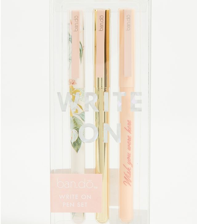 ban. do Paradiso Greetings Pen Set
