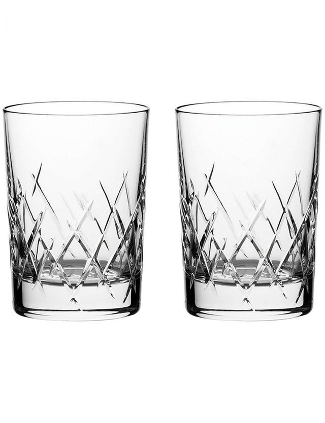 Wedgwood Vera Wang Duchess Encore Tumbler Pair 129