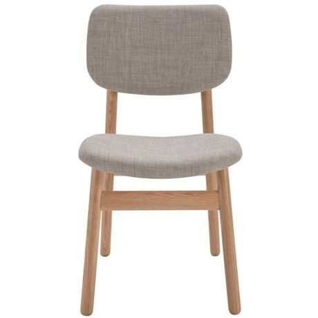 Freedom Larsson Dining Chair in Arena Cement