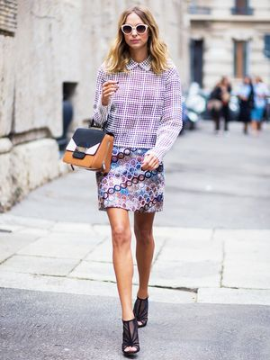 How to Wear Trends Like a Fashion Editor
