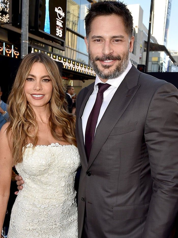 Sofia Vergara Wore A Wedding Dress To Her Rehearsal Dinner Who