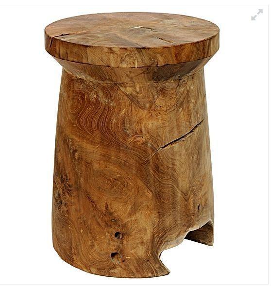 Soundslike HOME Timber Stool
