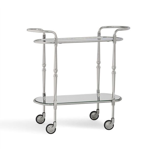 Pottery Barn Brooke Bar Cart