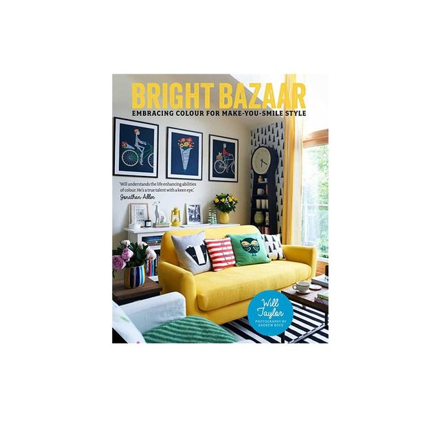 Bright Bazaar Embracing Colour for Make-you-Smile Style