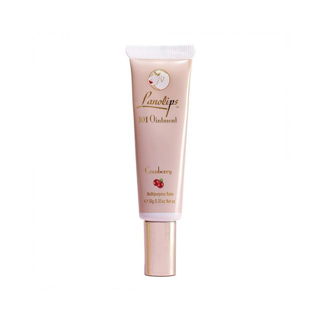 Lanolips 101 Ointment Cranberry