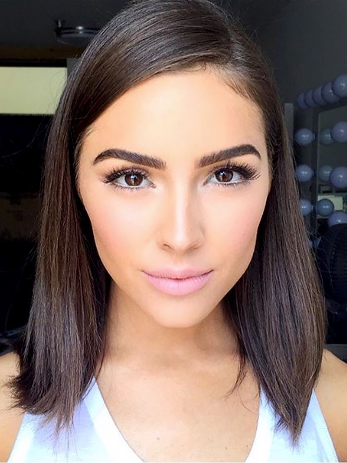 All My Secrets For Perfect Brows By Olivia Culpo Byrdie Uk