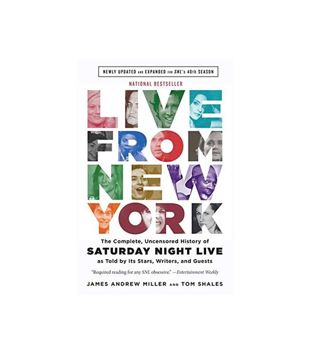 Live From New York by James Andrew Miller