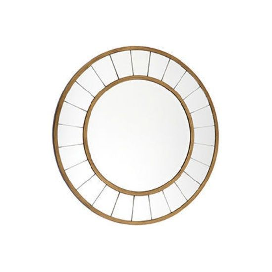 Cafe Lighting Valencia Wall Mirror