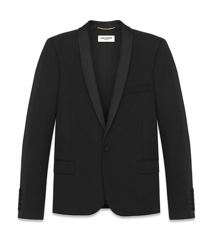 d1ff7ee9eff 5 Facts You Never Knew About YSL's Le Smoking Suit | Who What Wear