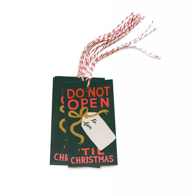 Rifle Paper Co. Gift Tags 10PK