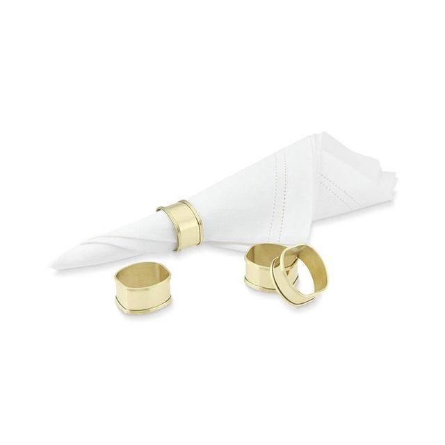 Williams-Sonoma Square Napkin Rings
