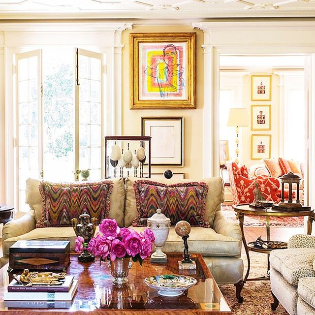 Inside an Interior Designer's Elegant Los Angeles Home