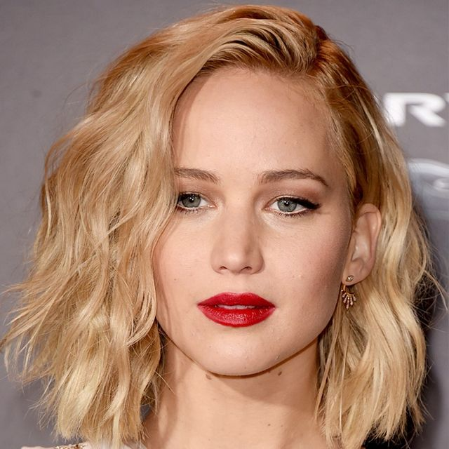 5 Party Season Hairstyles for Short Hair, Courtesy of J.Law