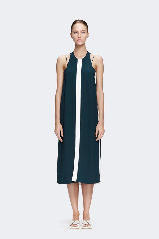 Josh Goot Split Long Line Dress