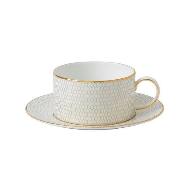 Wedgwood Arris Teacup & Saucer