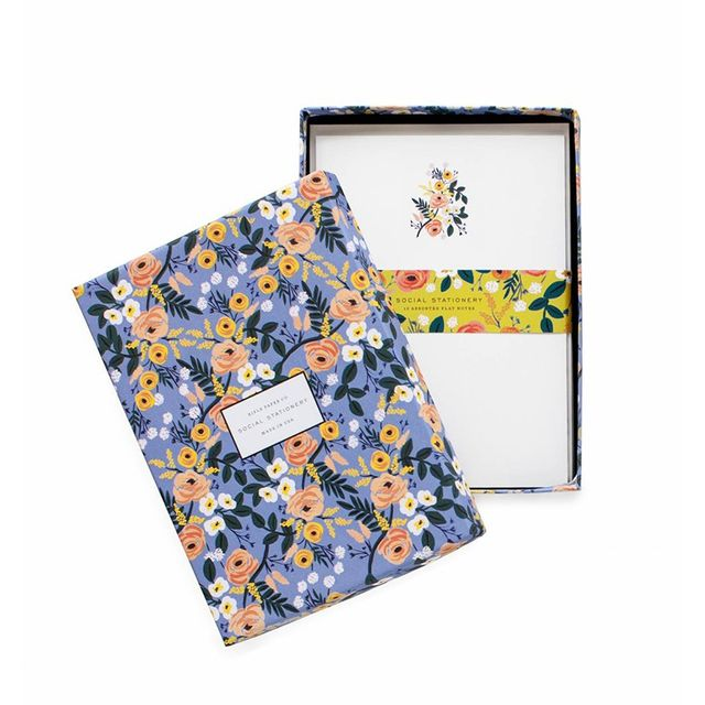 Rifle Paper Co. Stationery Set of 12 Notes and Envelopes