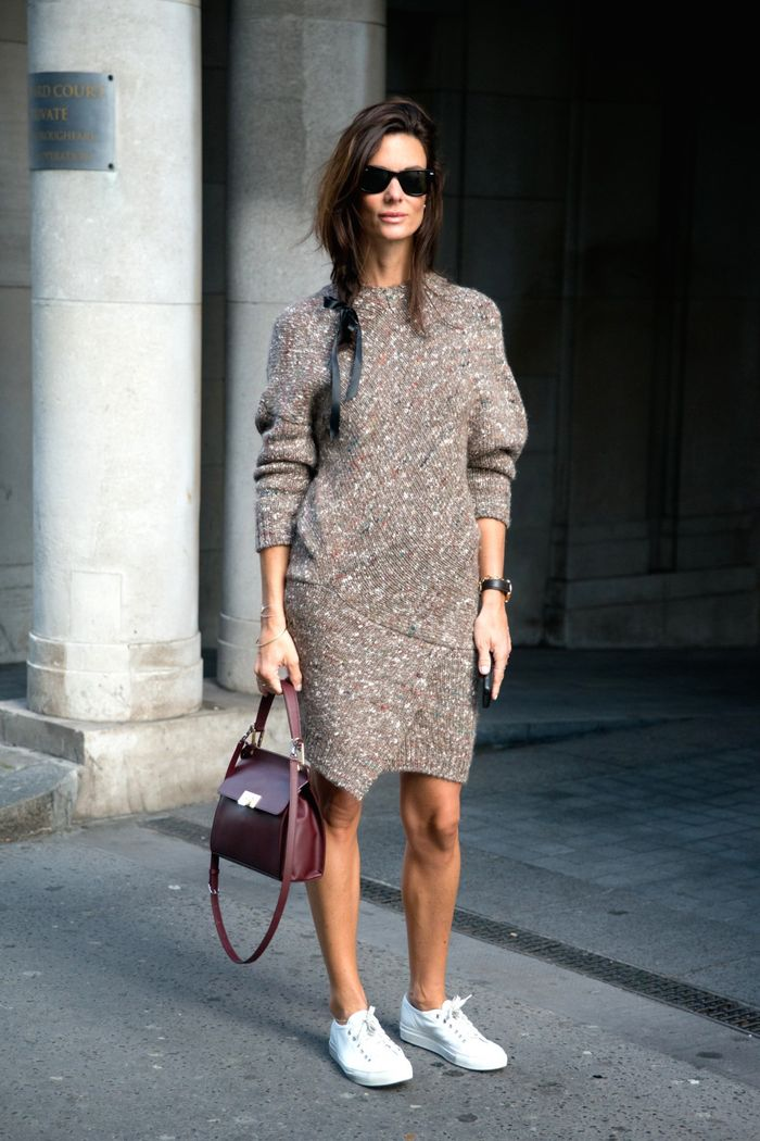 Best Sweater Dress for Shoes
