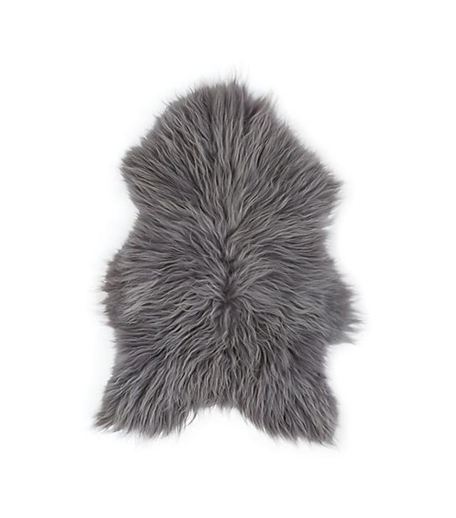 NSW Leather Co. Sheepskin Animal Hide Rug