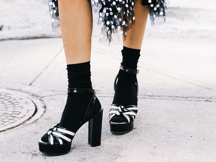 69794404276cf7 How to Wear Socks With Open-Toe Shoes