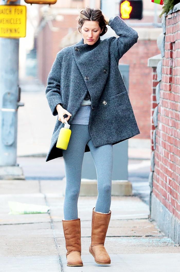 creative cute outfit ideas uggs 10