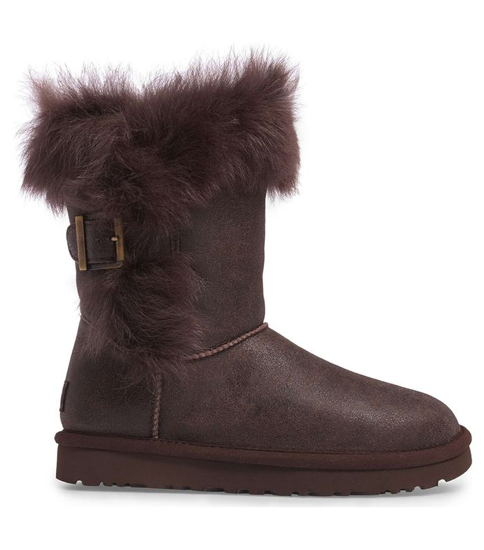 13 Cute Ways To Style Your Uggs This Winter Who What Wear