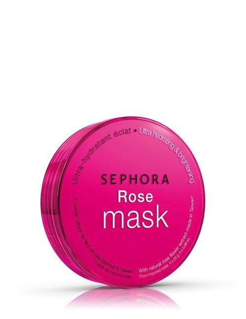 Sephora Rose Therapy Mask (5 pieces)