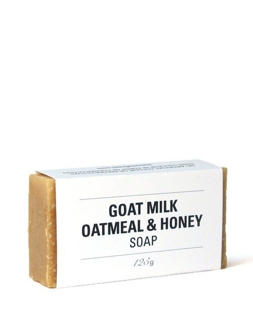 Leaves of Trees Goat Milk Oatmeal Honey Soap
