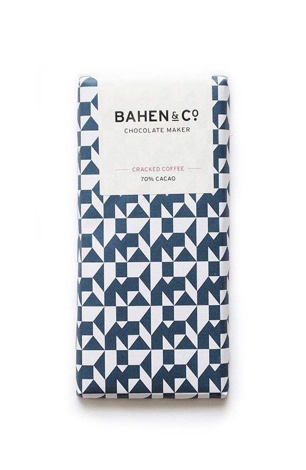 Bahen & Co Cracked Coffee Chocolate