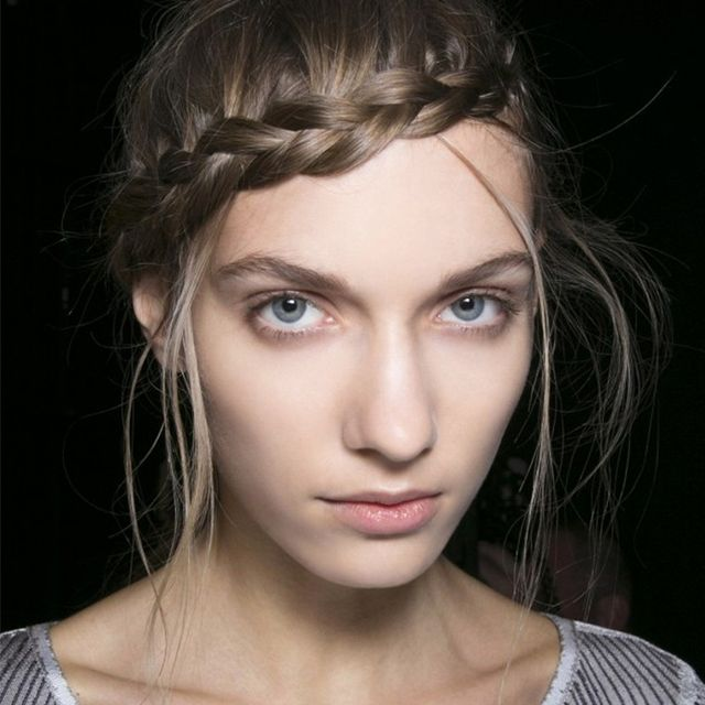 15 Runway-Inspired Braids to Tide You Over Until GoT